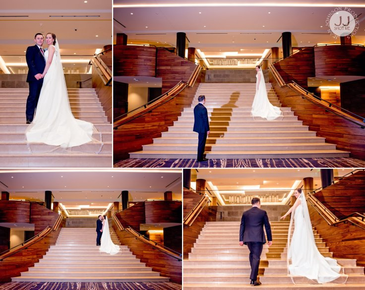jjshotme-hyattstaircase-weddingphotography 1